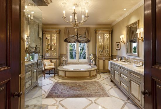 15 Ultimate Luxurious Romantic Bathroom Designs | Search ...