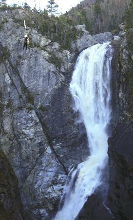 Steady Brook Falls Newfoundland Newfoundland Newfoundland And Labrador Beautiful Islands
