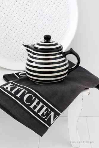 Teekanne Bunzlauer Keramik 1,1 L www.houseofideas.de