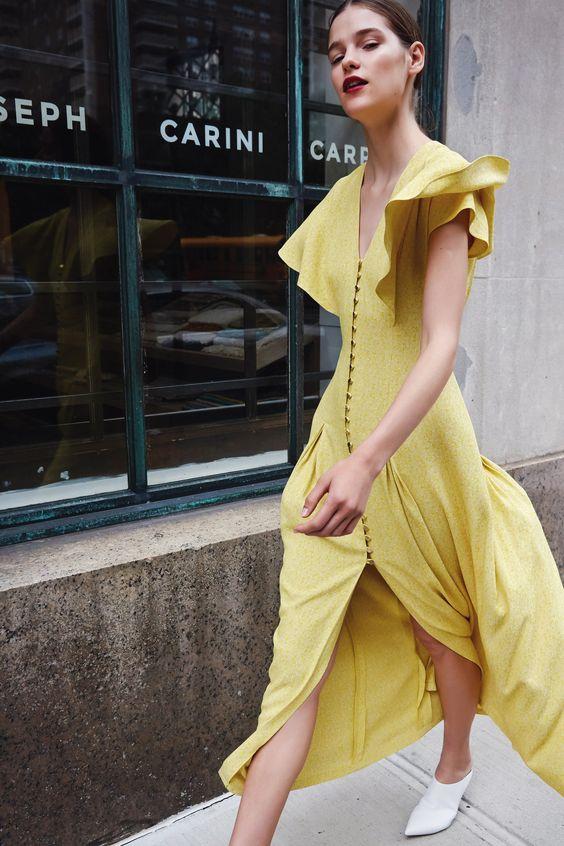 Lela Rose Resort 2019 New York Collection - Vogue