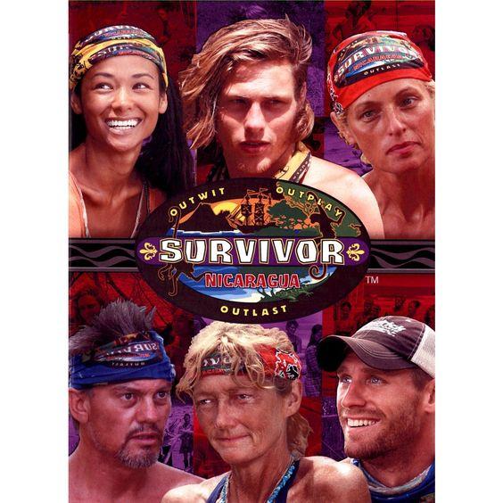 Survivor: Nicaragua [6 Discs]