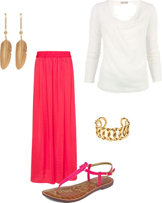 """""""Summer Sunday"""" by maddie-vball77 on Polyvore"""