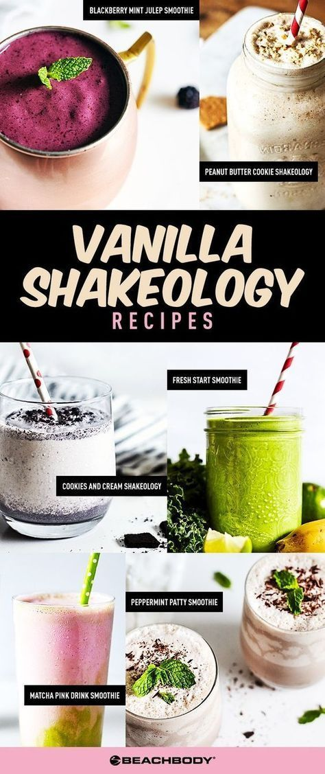 35 Vanilla Shakeology Recipes | The Beachbody Blog