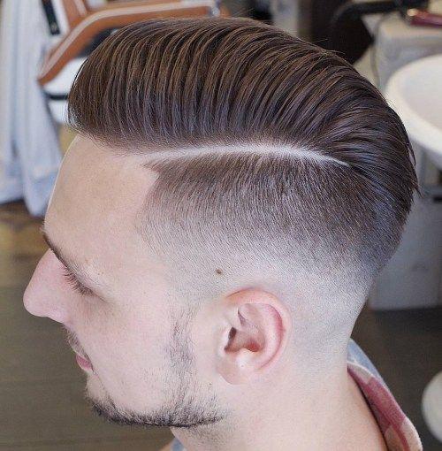 25+ Joys barbershop coiffure pour hommes des idees