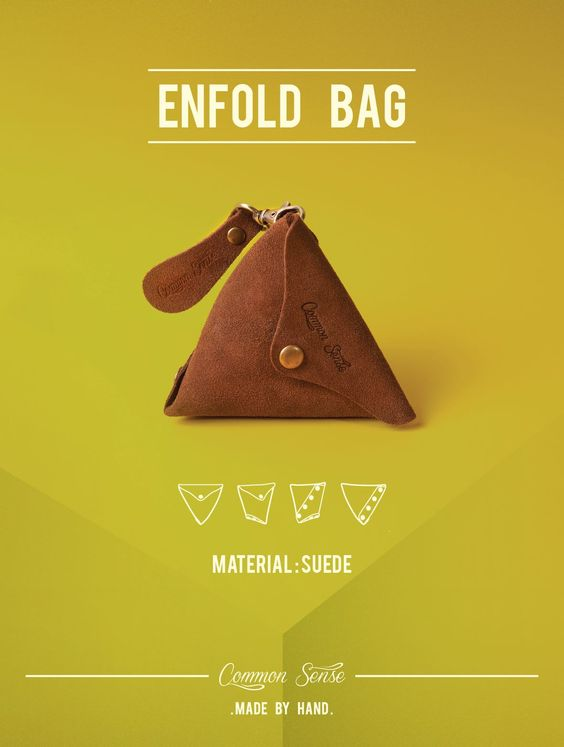 ENFOLD BAG https://www.facebook.com/CommonSenseTH
