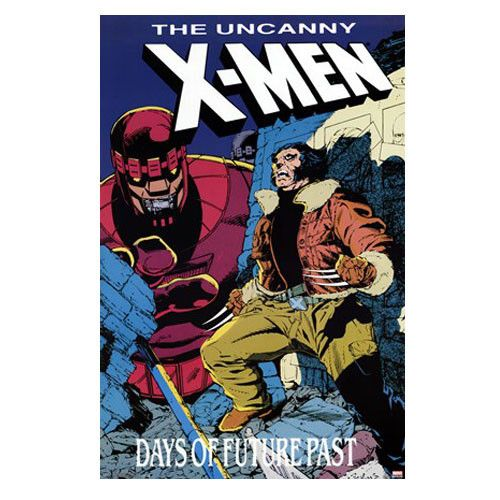 Uncanny X-Men Days Of Future Past Wall Poster