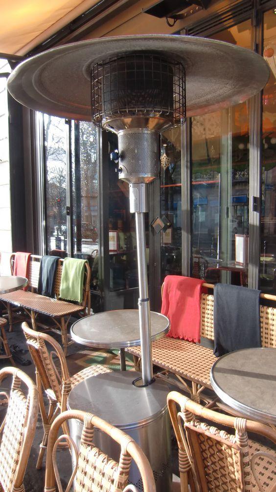 Keeping warm in Paris