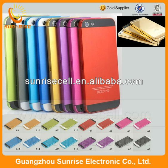 Wholesale for iphone 5s housing