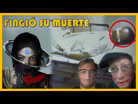 Michael Jackson Fingio Su Muerte Pruebas Definitivas Pt1 Youtube Muerte De Michael Jackson Michael Jackson Jackson