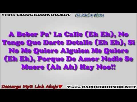 Secreto El Famoso Biberon - De Amor Nadie Se Muere ( Vídeo Letra )