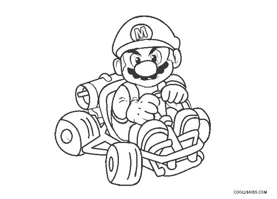 Free Printable Mario Kart Coloring Pages For Kids Cool2bkids Coloring Pages For Kids Coloring Pages Super Mario Art