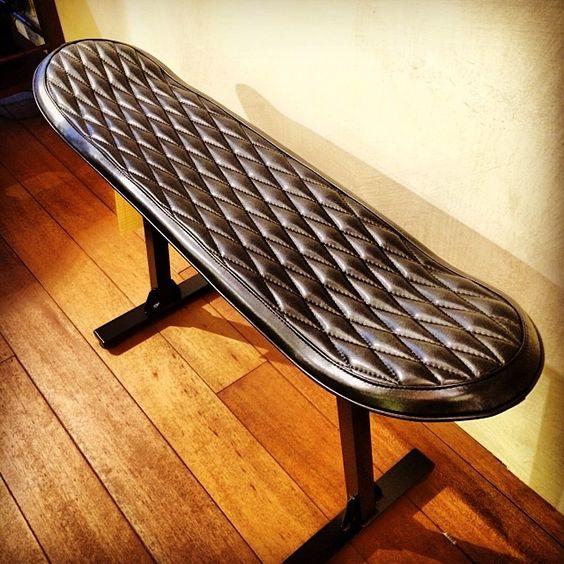 BACKDROP custom seat factory @ace_miyazaki Instagram photos | Websta