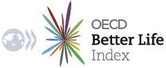 OCDE – Votre indicateur du vivre mieux comparer les pays  English/Spanish/French/Russian