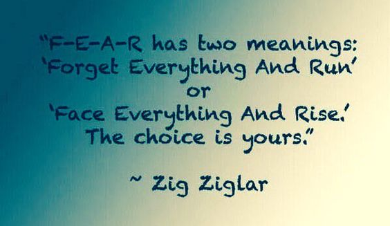 """Mindfulness Wellness on Twitter: """"F.E.A.R has 2 meaning .. #mentalhealth #fears #anxiety https://t.co/uWCuOMasdA"""""""