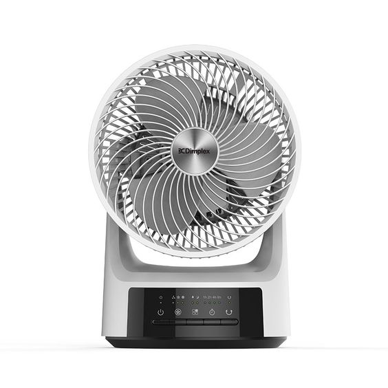 Dimplex Air Circulator With Electronic Controls And Timer