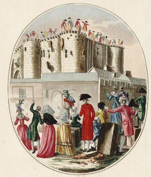 bastille in history