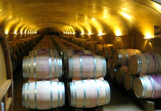 Leonetti Barrel Rooms