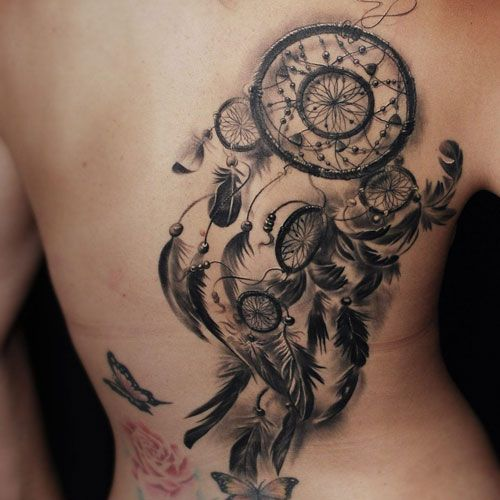 75 Dreamcatcher Tattoos Meanings Designs Ideas 2020 Guide