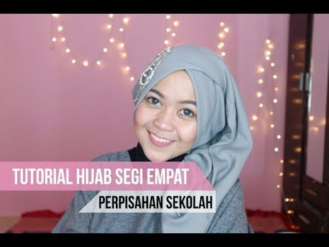 Tutorial Hijab Untuk Kebaya Nari Hijab Gaya Hijab Anak