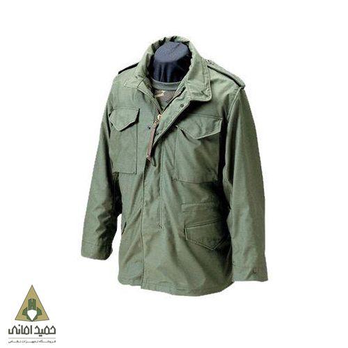 کت سربازی مناسب برای فصول سرد سال با کیفیت و قیمت عالی Jacken Taktische Jacke Feldjacken
