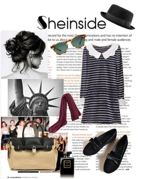 """sheinside"" by alba-padilla ❤ liked on Polyvore"