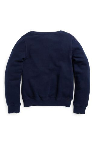 Buy Crew Neck Sweat Top (3-16Yrs) from the Next UK online shop
