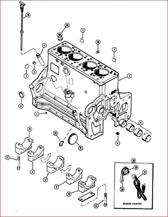 Case 680e Ck Backhoe Loader Parts Catalog Manual Backhoe Loader Parts Catalog Backhoe