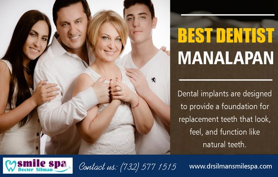 How to Choose the Best Dentist in Manalapan That Is Best for You at https://www.drsilmansmilespa.com/contact-us/  Products/Services–  :general dentistry, cosmetic dentistry, oral hygiene, porcelain veneers, dental implants, bridges, family dentistry  Year Established:2002  When you are searching for the Best Dentist in Manalapan, you should never compromise.