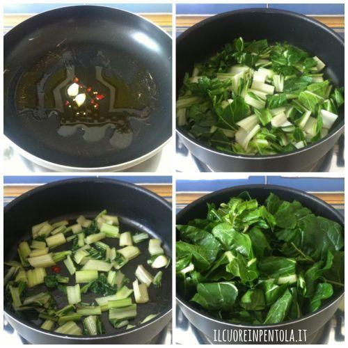 Cucinare Bietole Ricette Cibo Etnico Bietola