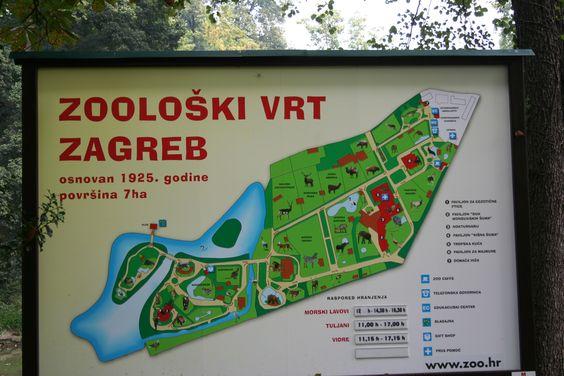 Zagreb Croatia Zoo Croatia Zoo Zagreb