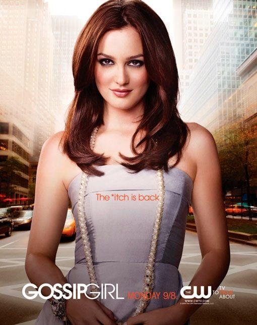Gossip Girl Promo Poster | Blair Waldorf