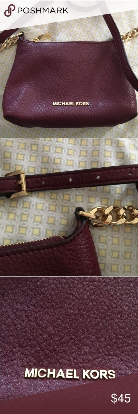 Small Michael Kors Crossbody BRAND NEW WITHOUT TAGS super cute crossbody Michael Kors Bags Crossbody Bags