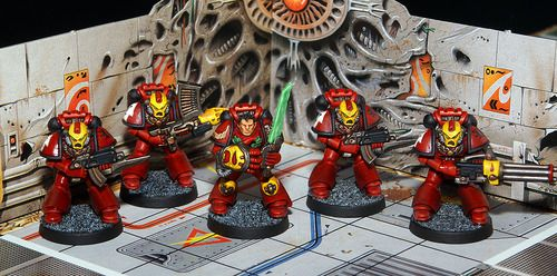 Space Crusade Boardgame In 2020 Miniature Painting Crusades
