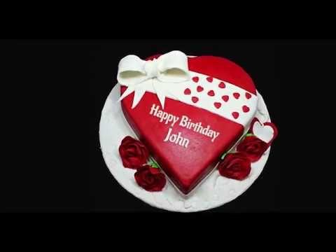 Happy Birthday John Share Your Best Wishes To John Dengan Gambar