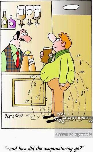 Oops?! Looks like leaky gut...