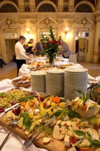 Wedding Reception Food List
