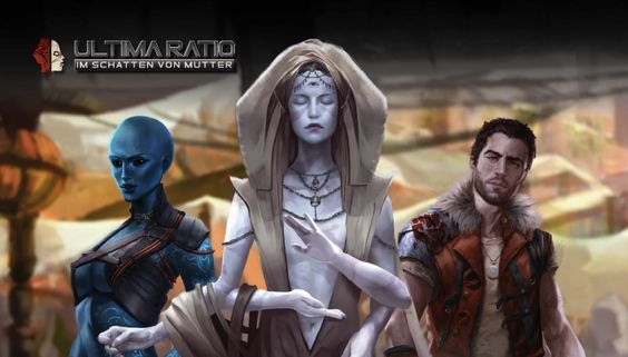 Kurzcheck: Ultima Ratio – Protagonisten | Das Komplettpaket, bitte!