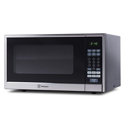 Westinghouse Wcm11100ss Countertop Microwave Oven 1000 Watt