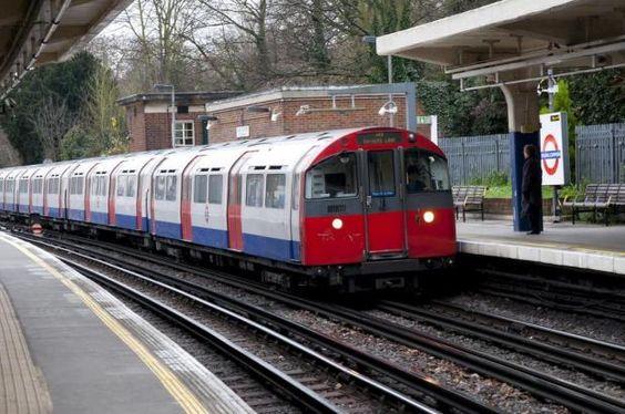 Linha Central do metrô de Londres