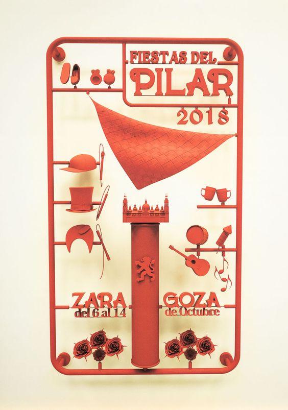 Accesit Pilar 2018 Titulo: 'Kit Festivo' Autores: Nacho Lamar y David Fernández