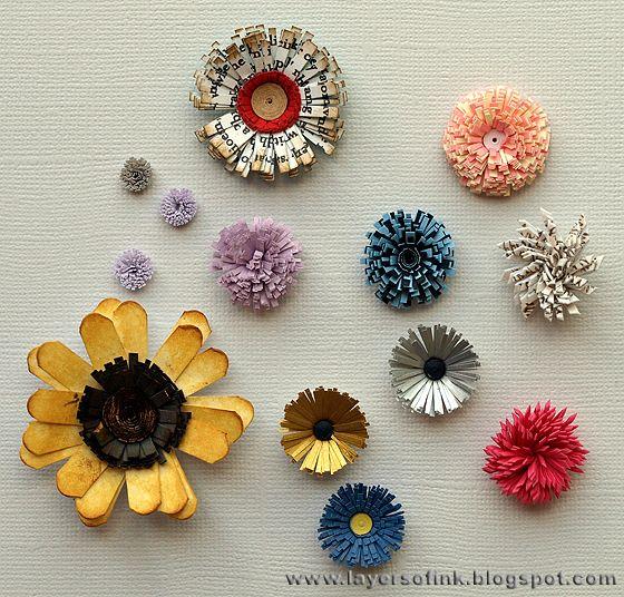 Pinterest the world s catalog of ideas for Handmade paper flowers tutorial
