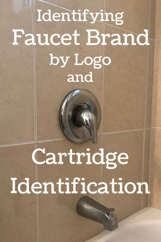 How To Identify Shower Faucet Cartridge Type And Brand Shower