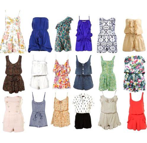 Cute summer romper shorts.. | My Style | Pinterest | Shorts ...