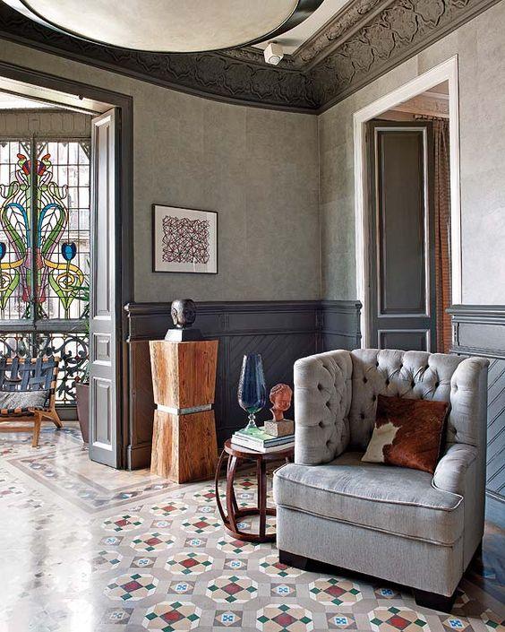 Haute Design by Sarah Klassen: Interior: Masculine Mood