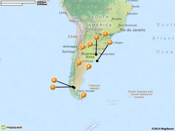 10 Best Places to Visit in Argentina Touropia – Tourist Attractions Map In Argentina