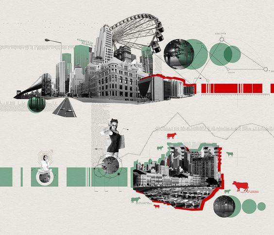 Collage by Kacper Kieć, a photographer & graphic designer based in Walbrzych, Poland.