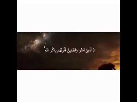 آيه قرانيه تريح القلب بصوت منصور السالمي Youtube Islamic Quotes Arabic Funny Quotes