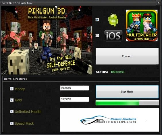 Download Pixel Gun 3D Hack http://abiterrion.com/pixel-gun-3d-hack/