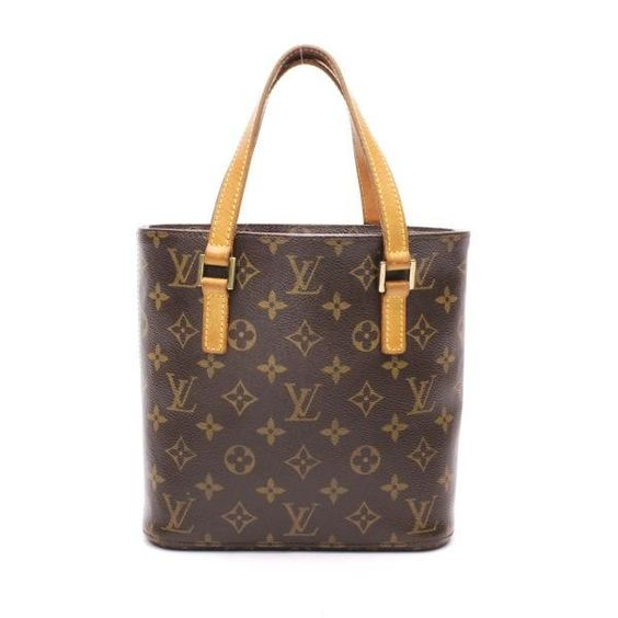 Louis Vuitton Vavin PM Monogram Totes Brown Canvas M51172