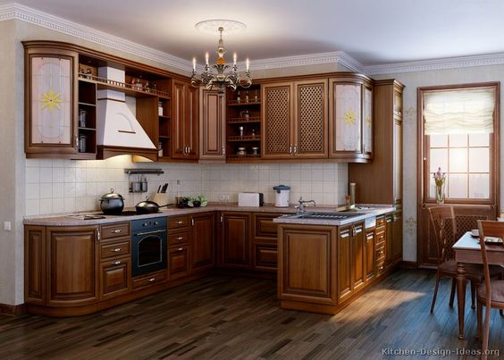 Traditional Medium Wood Golden Kitchen Cabinets 78 Kitchen Design My Wishlist